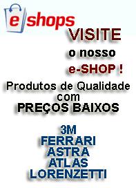Visite o E-Shop da FCTINTAS