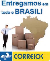 Entreguemos nossos produtos para todoBrasil!